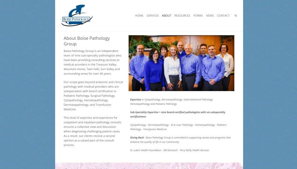 Boise Pathology Group